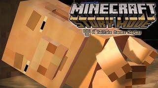 getlinkyoutube.com-Minecraft Story Mode - GOODBYE FRIEND! - A BLOCK AND A HARD PLACE! - Episode 4 [#3]