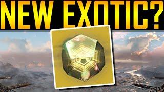 getlinkyoutube.com-Destiny - NEW EXOTIC WEAPON?