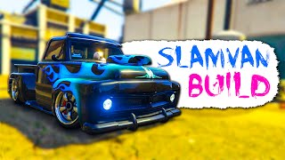 GTA 5 Lowriders Part 2 DLC - Slamvan Customisation & Drive!
