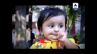 getlinkyoutube.com-Baby Duggu Returns To The Set Of Yeh Rishta Kya Kehlata Hai SBS Segment