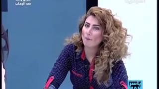 getlinkyoutube.com-الفنانه اماني علاء -تضرب ياسر سامي في. برنامج ياسرمان