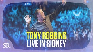 Tony Robbins Live at the National Achievers Congress 2015