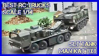 Modele ciężarówek - zabawkowe trucki
