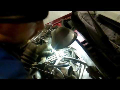 Расположение в Датсан on-DO втулки рулевой рейки