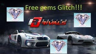 getlinkyoutube.com-Racing Rivals Gem Glitch!