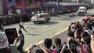getlinkyoutube.com-Hari Ulang Tahun Angkatan Tentera Malaysia ke 80 - Demostrasi Anti Pengganas