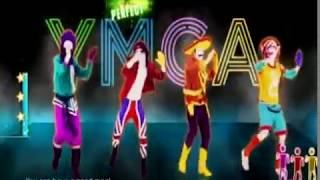getlinkyoutube.com-Just Dance 2014 YMCA  5 STARS