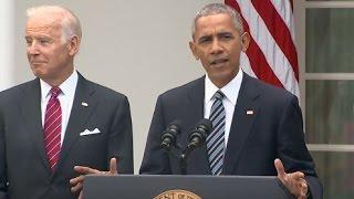 getlinkyoutube.com-President Obama Full Speech on Donald Trump Win