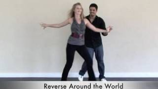getlinkyoutube.com-Salsa Dance Move : Around the World
