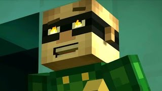 getlinkyoutube.com-Minecraft: STORY MODE - TNT CANNON BATTLE! [6]