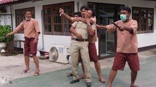 ตามล่านักโทษประหารแหกคุก