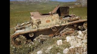 getlinkyoutube.com-German WW2 Tank/Artillery Pictures in Color part II