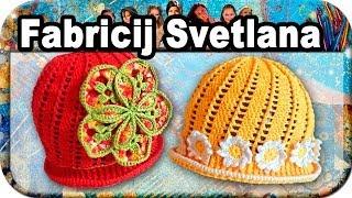 getlinkyoutube.com-Шапочка весенняя, вязание крючком для начинающих, crochet.
