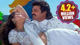 getlinkyoutube.com-Sarada Bullodu Movie Songs - Mogindoyammo Sruthi Cheyyani - Venkatesh Nagma