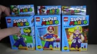 getlinkyoutube.com-LEGO Super Mario Bros JLB Bootleg Review