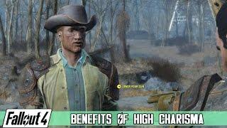 getlinkyoutube.com-Fallout 4 - Benefits of High Charisma [Quick Example]
