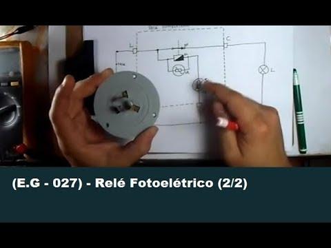 Parte 02 - Relé Fotoelétrico