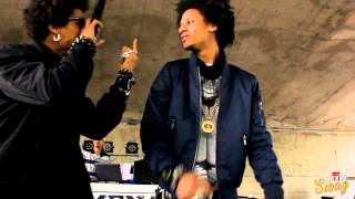getlinkyoutube.com-Les Twins - Hot N*gga Freestyle - XIII Encontro Swag