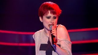 getlinkyoutube.com-J Marie Cooper performs 'Mamma Knows Best' - The Voice UK - Blind Auditions 1 - BBC One