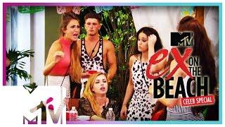getlinkyoutube.com-Ex On The Beach, Season 3 - Girl on girl action | MTV