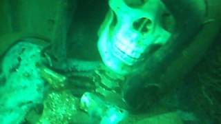 getlinkyoutube.com-Wrak samolotu pod woda