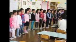 getlinkyoutube.com-♪ありがとう こころをこめて♪ へいわ幼稚園