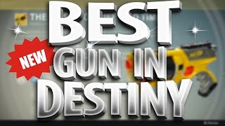getlinkyoutube.com-BEST GUN IN DESTINY. World First Review Of NEW OP Gun SOON TO BE RELEASED Exotic Hand Cannon