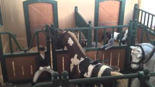 getlinkyoutube.com-Schleich Horse Series's Stony stables series Ep 4