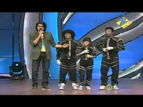 Dance Ke Superstars April 15 '11 - Dharmesh, Kishore & Vaishnavi