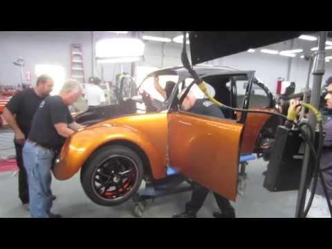 Overhaulin' behind the scenes '65 Volkswagen