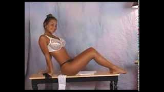 getlinkyoutube.com-Christina Lucci Model Secretary HD