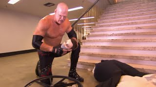 getlinkyoutube.com-SmackDown: Edge taunts Kane with an abducted Paul Bearer - Part 3