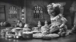 Maya Bazar (1957) Movie | Vivaha Bhojanambu Video Song | NTR,ANR,SVR,Savitri