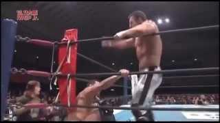 Prince Devitt vs  Davey Richards