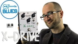 getlinkyoutube.com-Biyang X-Drive Overdrive Pedal (Changing the Tone Chips)