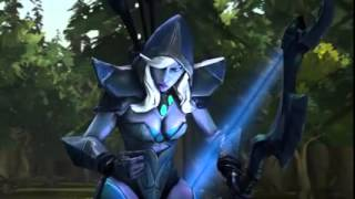 getlinkyoutube.com-Dota 2 parodia enigma NOOB [Є√λ™]