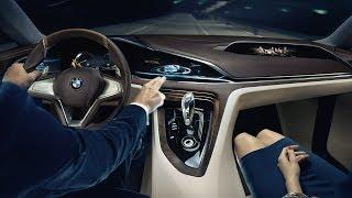 getlinkyoutube.com-► BMW Vision Future Luxury INTERIOR