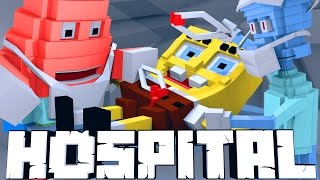 getlinkyoutube.com-Broken Mods Hospital - SpongeBob's Broken Laugh Box! (Minecraft Roleplay) #3