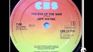 getlinkyoutube.com-JEFF WAYNE - THE EVE OF THE WAR - 12'' LONG VERSION - 1979
