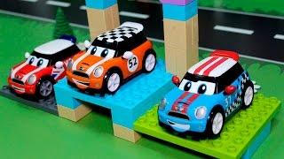 getlinkyoutube.com-Машинки. Большие гонки и соревнования. Мультфильмы про МАШИНКИ.