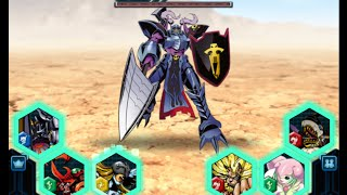 getlinkyoutube.com-Digimon Heroes android app Gameplay part 3 HD