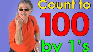 getlinkyoutube.com-Let's Get Fit | Count to 100 | Count to 100 Song | Counting to 100 | Jack Hartmann