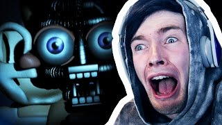 FIVE NIGHTS AT FREDDY'S SISTER LOCATION!!!