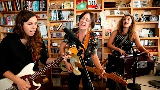 Edward Sharpe And The Magnetic Zeroes: NPR Music Tiny Desk Concert width=