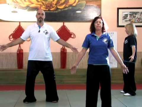 Qi Gong : Dao Yin Nei Qi Gong 1 (Exercices & démonstration)