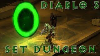 getlinkyoutube.com-[Diablo 3] Witch Doctor Set Dungeon Locations!!!