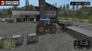 getlinkyoutube.com-Farming-Simulator 17 Deutsch! - LS17 im Morgengrauen