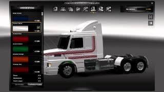 getlinkyoutube.com-Euro Truck Simulator 2 Scania 112HW para Scania 113 (Logitech G25)