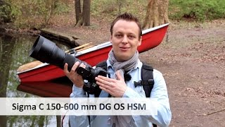 getlinkyoutube.com-Sigma 150-600 mm Contemporary - Super-Telezoom-Objektiv im Test [Deutsch]