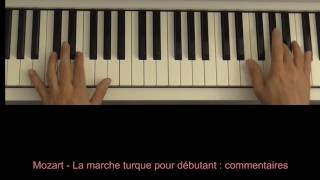 getlinkyoutube.com-Mozart - La marche turque (piano tutoriel)